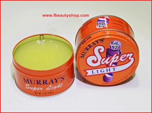 murrays super light original pomade