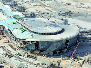 «مطارات أبوظبي» تنفق 18 مليار درهم على التوسعات