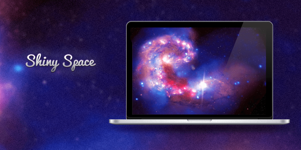 shiny space wallpaper by vincee095 d55uc4i Wallpaper Of The Week #50