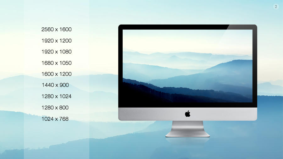 68 ii by bo0xvn d5n7wmy Misty Mountains Wallpaper