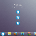 Windows 8 Orb for Windows 7