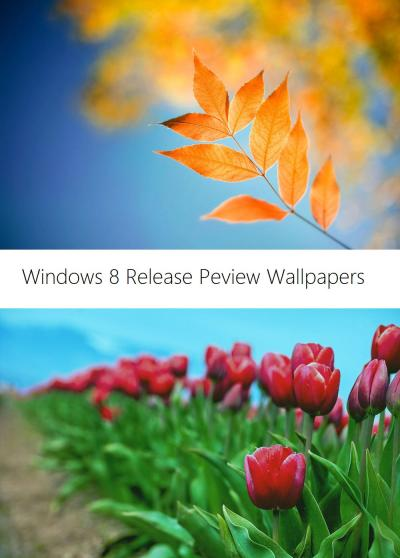 Windows 8 Release Preview Wallpapers by Misaki2009 on DeviantArt