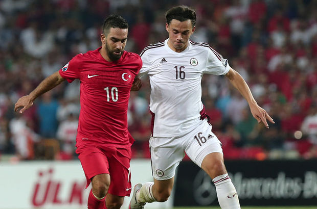 Barca fans happy as Turan shines for Turkey