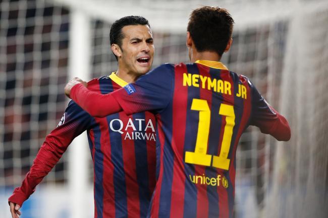Pedro & Neymar