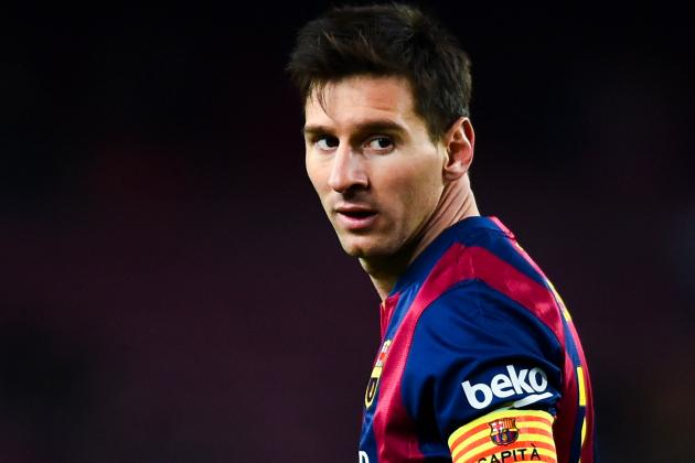 Luis Enrique – Leo Messi is irreplaceable