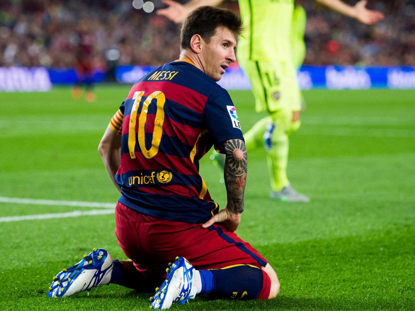 Messi could quit Barcelona due to tax problems