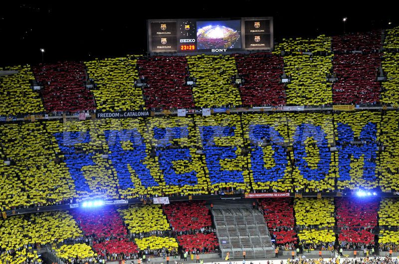 Barcelona fans will wave 20,000 esteladas vs BATE Borisov