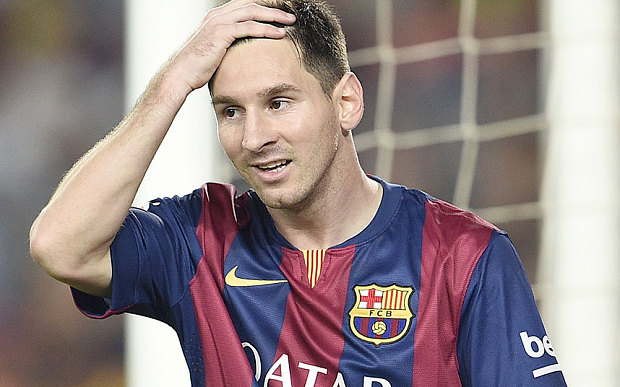 Why Messi could face 22 months in prison?