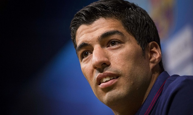 Luis Suarez Press Conference