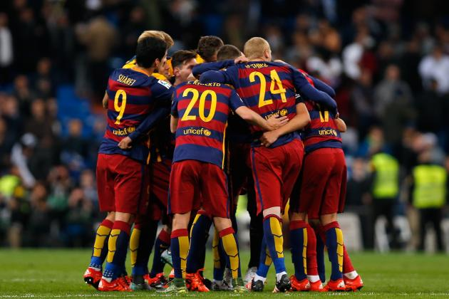 5 reasons why Barca thrashed Real Madrid in El Classico