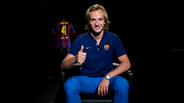 Ivan Rakitic the real master