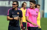 Enrique wont let Bartra leave