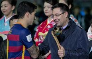 Bartomeu: Barcelona is dominating