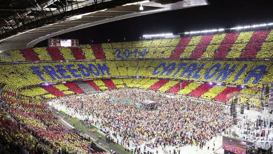 Barcelona will take UEFA esteladas fight to CAS