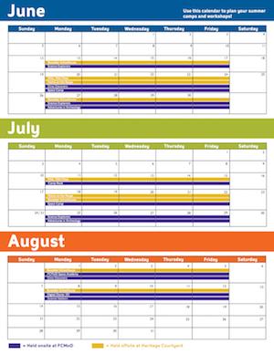 Online Calendar 2016