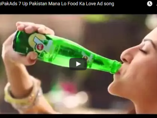 7Up TVC for Pakistan