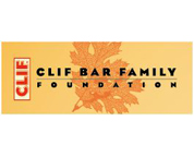 Clif Bar Family Foundation Footer Logo