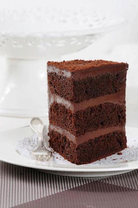 Receta: Torta Diablo por Mauricio Asta