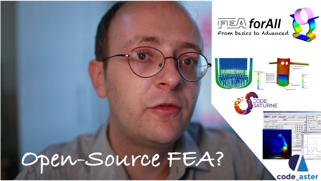 Open-source FEA: Short Introduction (1)