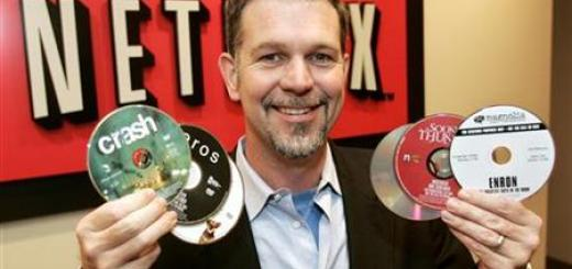 reed hastings netflix GhostPlanet Rant:  Netflix Is A Psycho Ex Girlfriend.