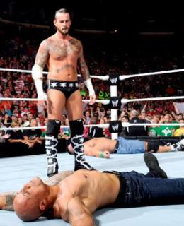 CM Punk The Rock Raw 1000