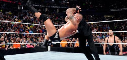 WWE Raw Randy Orton RKO Wrestling Review: WWE Raw (2/23/15)