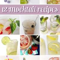 12 Summer Mocktails, Part I