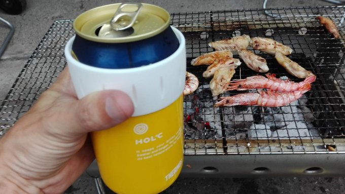 サーモス缶クーラー
