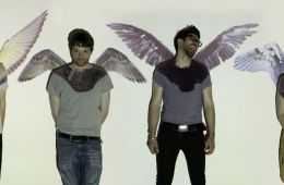 Axes Press shot wings