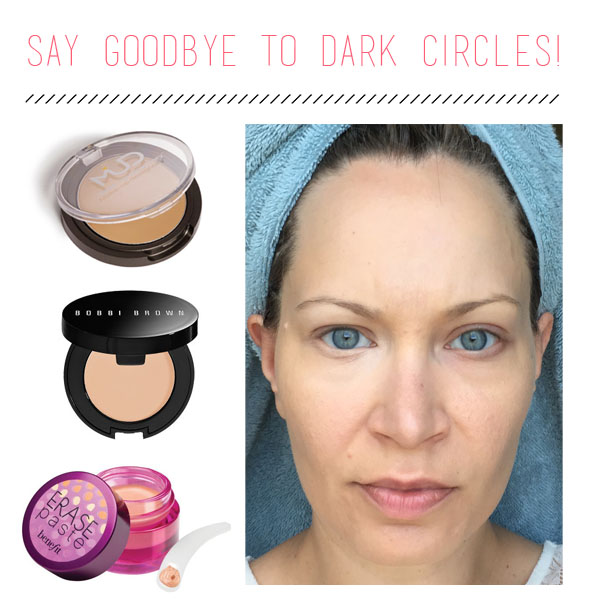 How to conceal dark circles like a pro | Fed & Fab