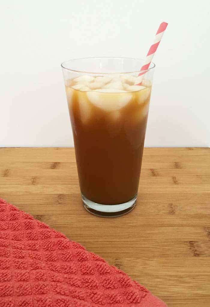 how to make good cold coffee at home