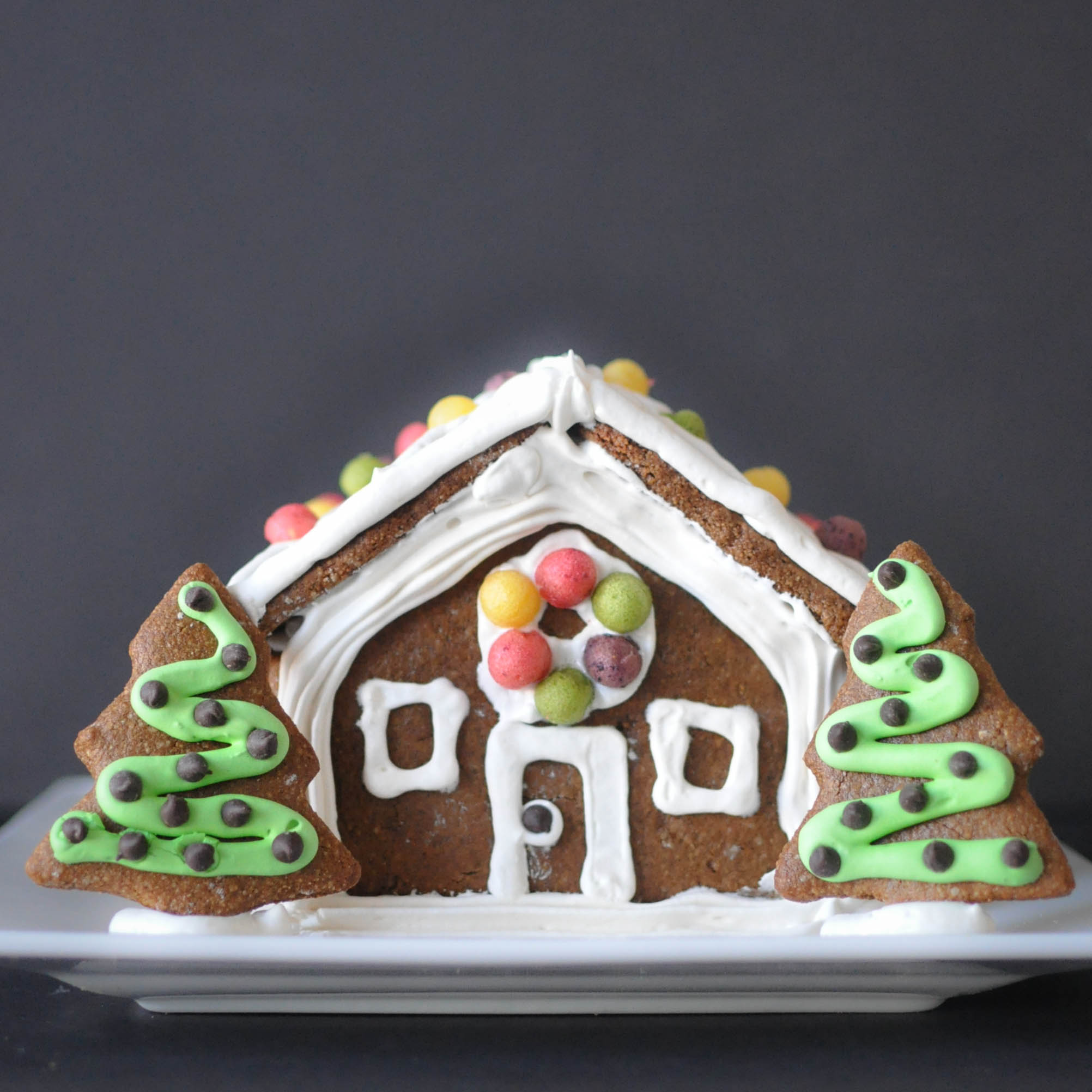 Fullsize Of Gingerbread House Decorations