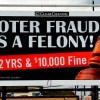Voter Fraud Battles Heat Up in Sudden Swing State of Georgia