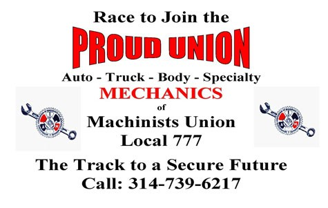 Machinist Local 777