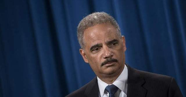 US Attorney General Eric H. Holder has placed limits on federal asset forefeiture. (BRENDAN SMIALOWSKI / AFP/Getty Images)