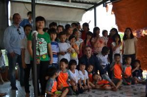 Barnen i vårt barnhem