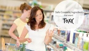 Woman Cosmetics Shopping via Shutterstock