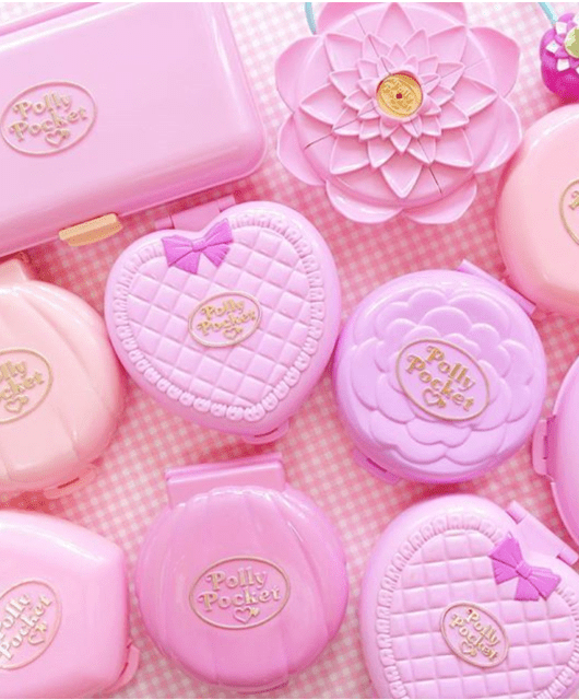 Polly Pocket - Instagram from Lime Crime