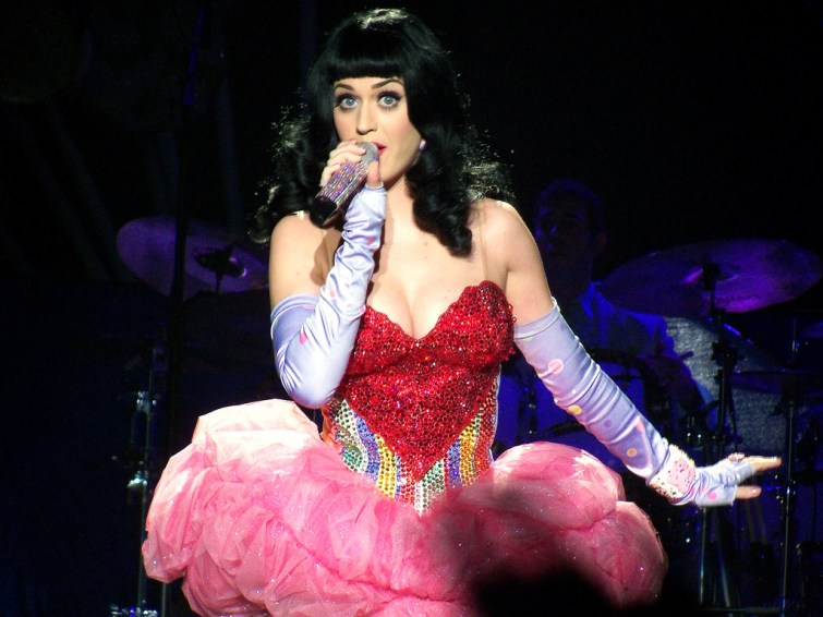 Katy Perry Inspiring Facts