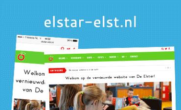 Bezoek de website van basisschool De Elstar