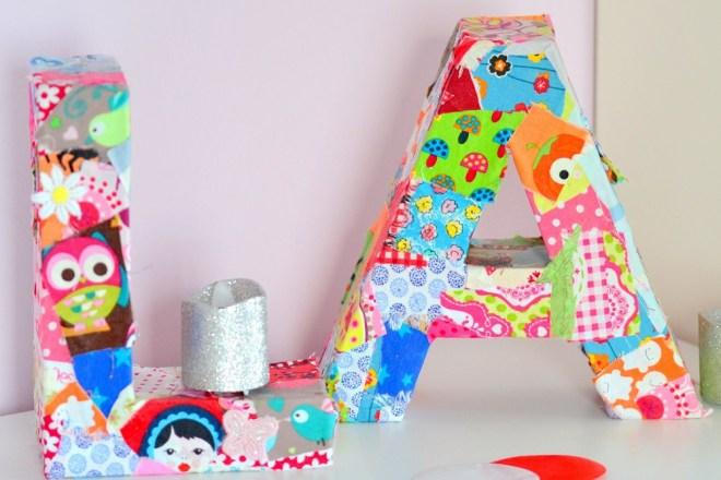 Mädchenzimmer: das Zimmer der Motte gestaltet sich mit ihr gemeinsam - nach Alter und nach Jahreszeit