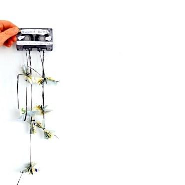 Kassette als Geldgeschenk ein DiY Geldgeschenk für Musikfans