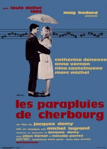 秋水伊人+法國電影+Catherine Deneuve+Jacques Demy