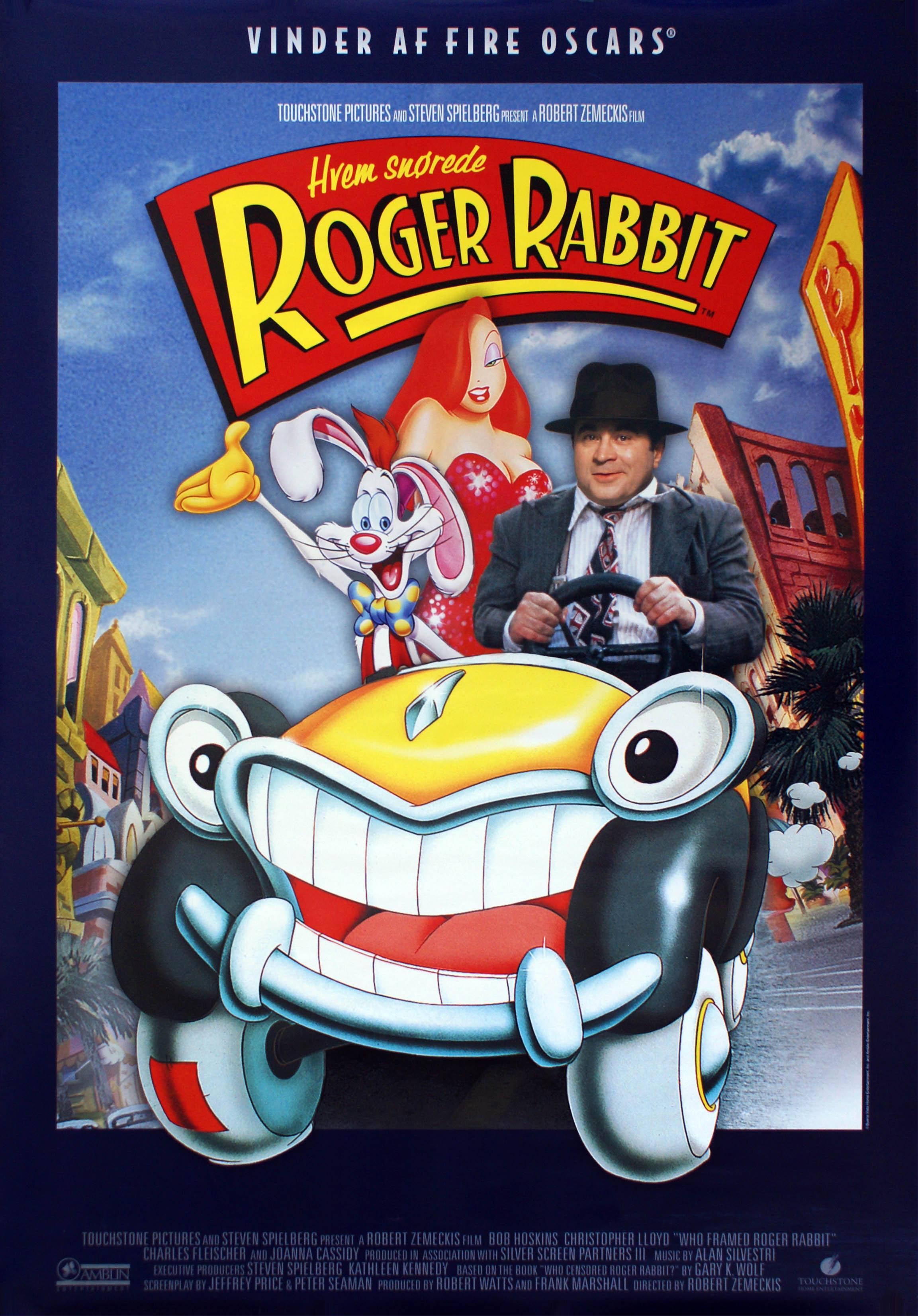 Who Framed Roger Rabbit+威探闖通關