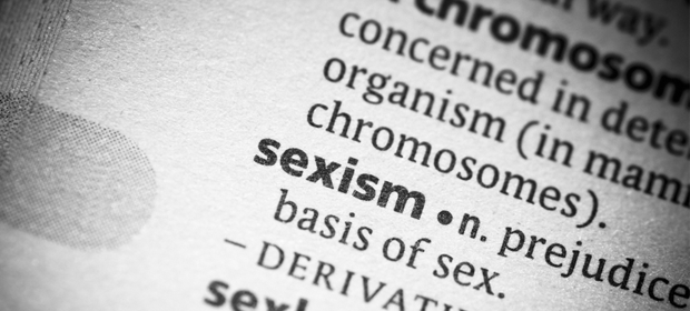 sexism - dictionary definition