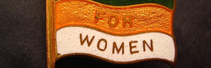 suffrage - women, Irish suffragettes (1)