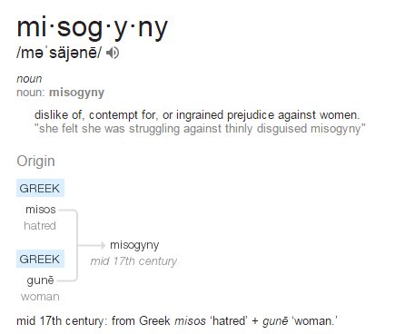 """#todayin: misogyny: """"… providing the girls with a job and Sun readers with some light and harmless entertainment…"""