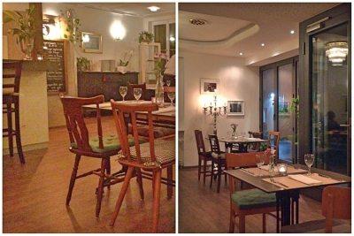 Bistro, Café und Restaurant: das Einzelstück in Metzingen