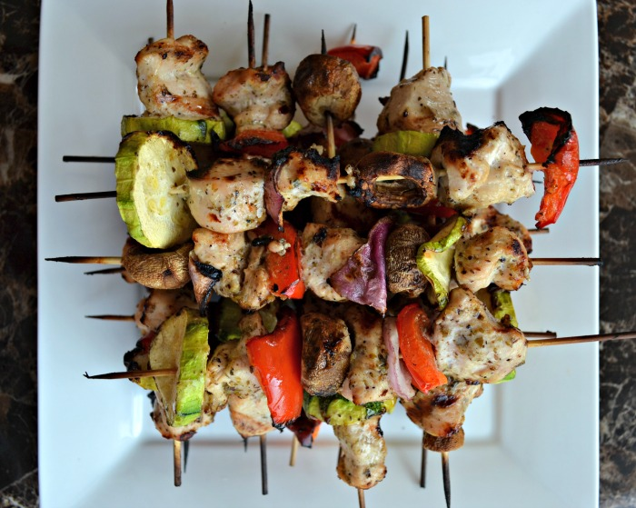 how to cook chicken souvlaki