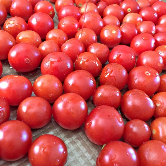 creamy cherry tomoato sauce